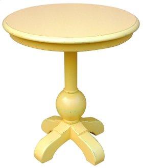 Soho Side Table - Ylw