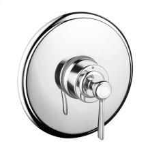 Chrome Montreux Pressure Balance Trim