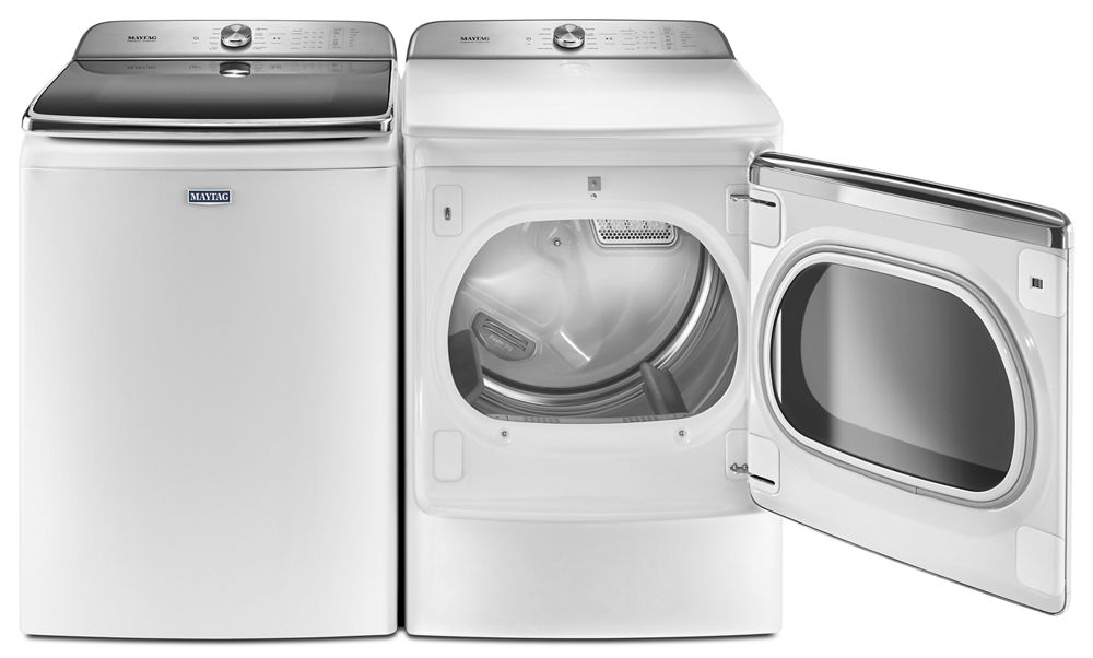 Maytag Extra Large Capacity Gas Dryer With Moisture Sensor 9 2 Cu Ft