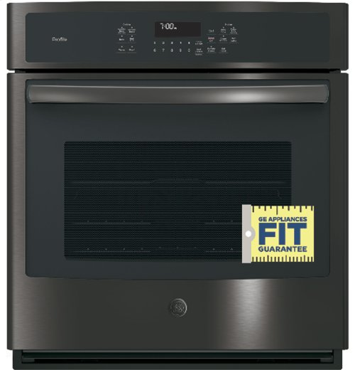 "GE Profile Series 27"" Built-In Single Convection Wall Oven"