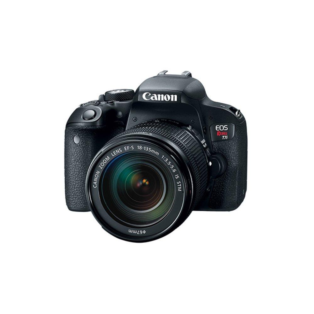 Canon EOS Rebel T7i EF-S 18-135mm f/3.5-5.6 IS STM Lens Kit EOS Digital SLR