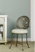 Marsala Vanity Stool Product Image