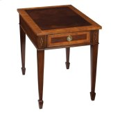 Copley Place Rectangular End Table