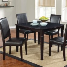 Danette 5 Pc. Dining Table Set