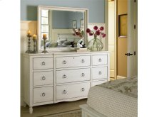 Nine Drawer Dresser - Cotton
