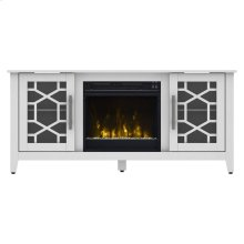 Clarion TV Stand with Electric Fireplace