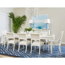 Cypress Grove Rectangular Dining Table - Parchment