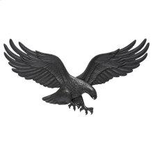 """29"""" Wall Eagle - Black"""