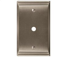 Candler 1 Cable Wall Plate