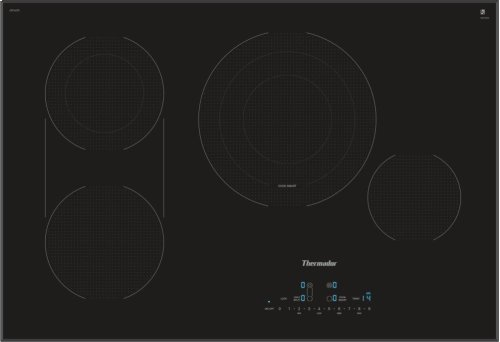 """30"""" Electric Cooktop,Touch Control,Fmls"""