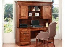 Hudson Valley 24x68 Desk w/Hutch