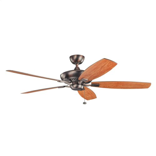 "Canfield XL Collection Canfield XL 60"" Ceiling Fan - In White"