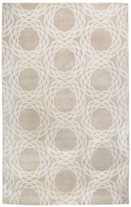 Oxford Natural Linen Hand Knotted Rugs
