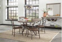 Emmons 5-piece Round Dining Set