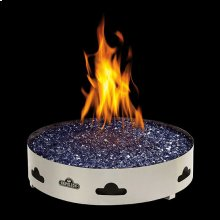 Blue Glass Embers Media Kit for Patioflames