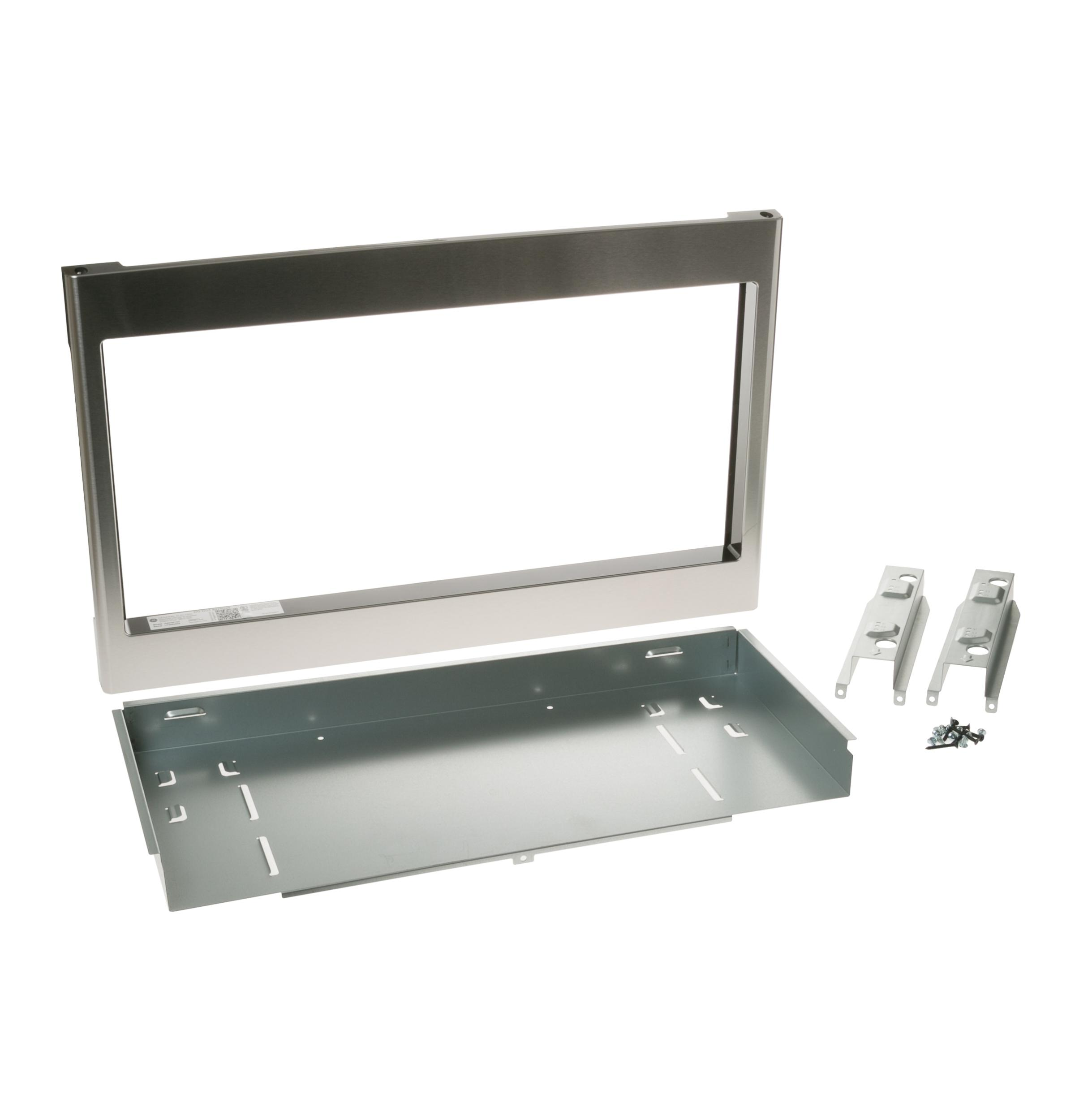 "GE(R) Optional 27"" Built-In Trim Kit JX827SFSS