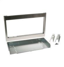 """GE® Optional 27"""" Built-In Trim Kit JX827SFSS"""