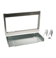 "GE® Optional 27"" Built-In Trim Kit JX827SFSS"