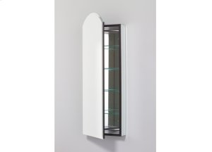 Arch Beveled Mirror Cabinet Product Image