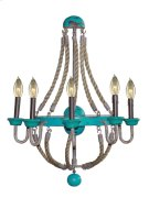 Rope Wall Sconce Product Image
