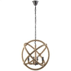 Intention Chandelier in Brown Product Image
