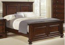 Panel Bed King / California King #534