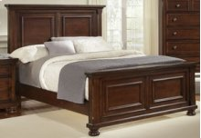 Panel Bed King / California King #534