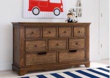 Tivoli 9 Drawer Dresser - Antique Chestnut (2100)