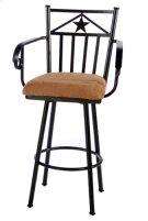 """30"""" Swivel Bar Stool Product Image"""