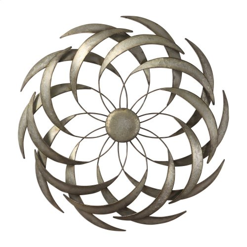 Barnes Metal Wall Decor
