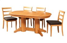 "42/64-2-12"" Erickson Octagon Trestle Table"