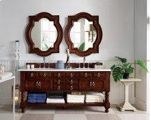 "Castilian 72"" Double Bathroom Vanity"