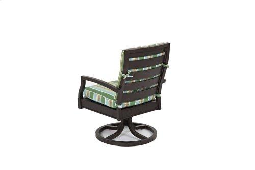 Cerissa Swivel Rocking Dining Chair