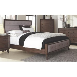 CoasterCal King Bed