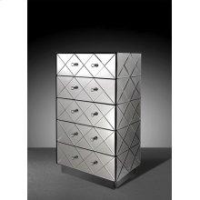 Modrest Segovia - Modern Mirrored Bedroom Chest