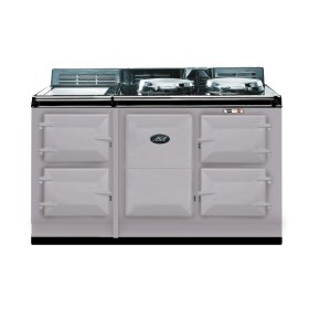Pearl Ashes 4-Oven AGA Cooker (electric) Electric fuelled cast-iron cooker
