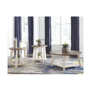 Bolanbrook 3 Piece Table Set