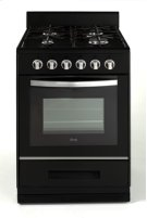 "Model DG2452B - 24"" Deluxe Gas Range - Elite Series Product Image"