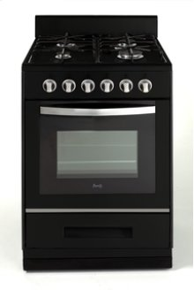 "Model DG2452B - 24"" Deluxe Gas Range - Elite Series"