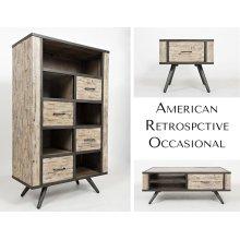 American Retrospective Bookcase