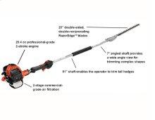 SHC-266 Fuel-Efficient Shafted Hedge Trimmer -