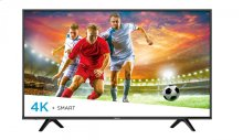 "60"" class H6 series - Hisense 2018 Model 60"" class H6E (59.5"" diag.) 4K UHD Smart TV with HDR"