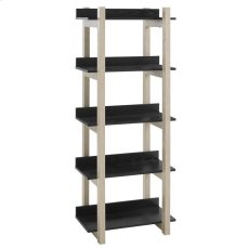 Reprieve Bookcase in Natural Black Product Image