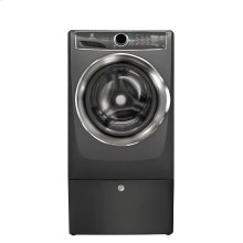 Scratch & Dent Front Load Perfect Steam Washer with LuxCare Wash and SmartBoost - 4.4 Cu.Ft.