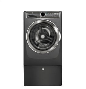 Scratch and Dent - Front Load Perfect Steam Washer with LuxCare Wash and SmartBoost - 4.4 Cu.Ft.
