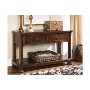 Ashley Furniture Console Sofa Table