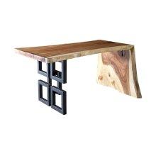 Austin Desk, Chamcha Wood
