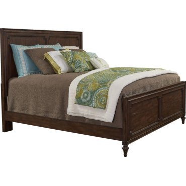 Cranford Panel King Bed