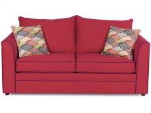 Craftmaster Living Room Stationary, Sleeper Sofas, Two Cushion Sofas