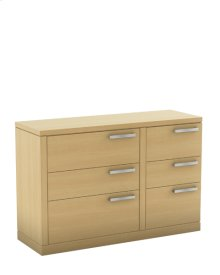 0810-0022 Small double dresser